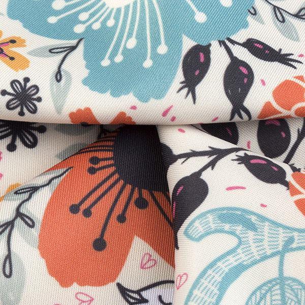 scuba dress fabric