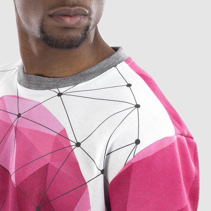 tejidos para diseñar suéter personalizado