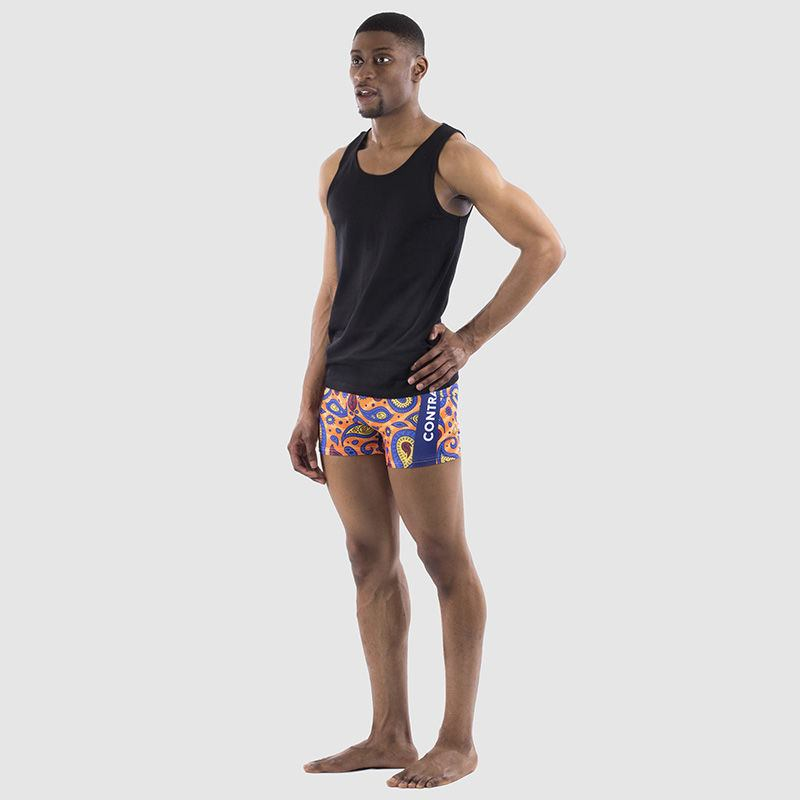 Swimming trunks Style it with holding image