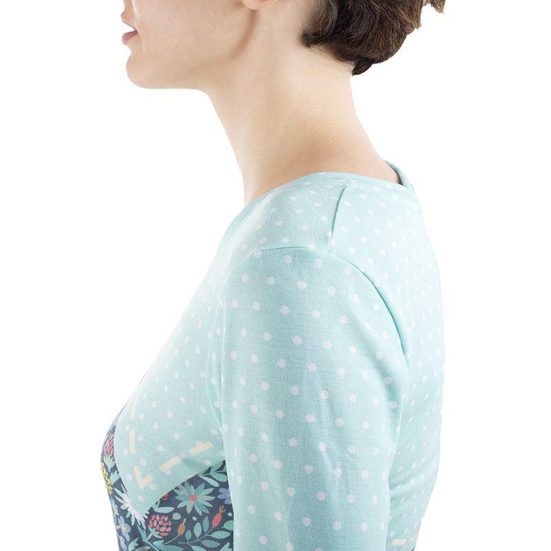 Personalized Long Sleeve Shirts Ladies Custom Long