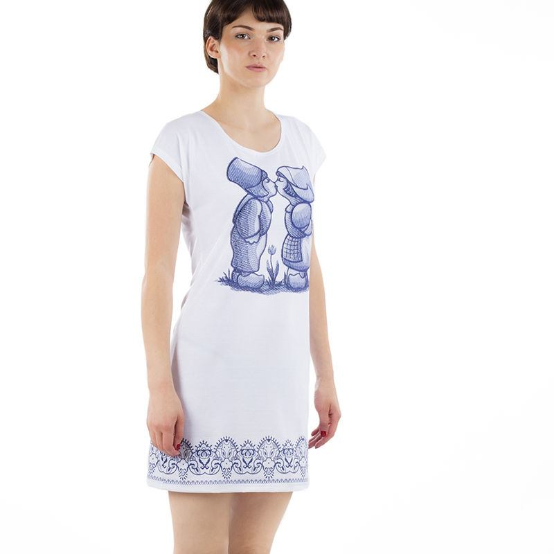 Make Your Own Dress Design: Personalised Ladies' T Shirt Dress: Design Your Own