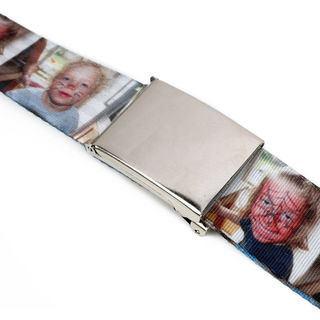 cinture personalizzabili con foto