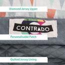 Bonnet personnalisé et étiquette