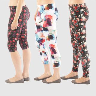 Tailles legging personnalisé