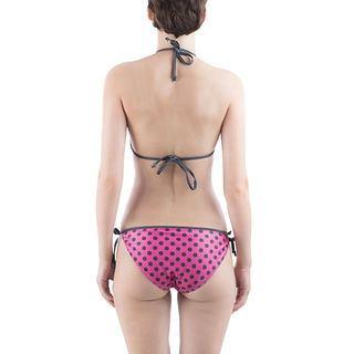 Culotte bikini imprimé