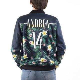 giacche personalizzate con nome
