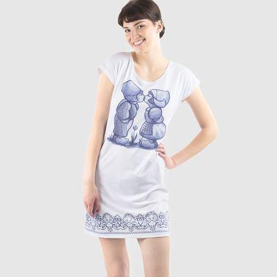 T-shirt long personnalisé