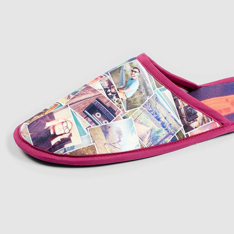 Zapatillas de Casa Personalizadas | Pantuflas de Tela | Contrado