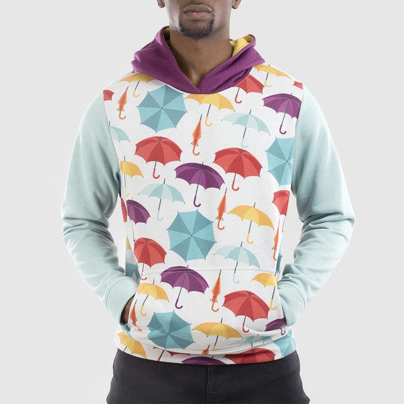 How To Design Your Own Hoodie At Home: Custom Hoodies Cut & Sewn. Handmade Personalised Hoodies UK