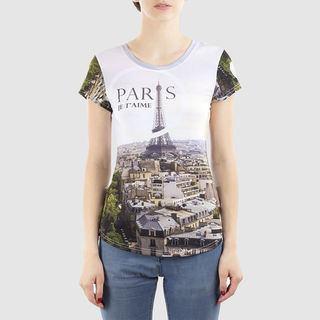 tee shirt cintré femme personnalisé