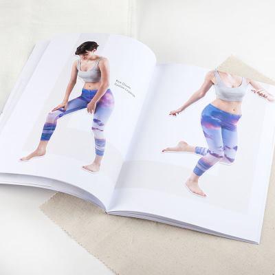 crea un book fotografico