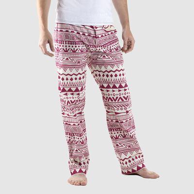 Männer Pyjamahose selbst designen