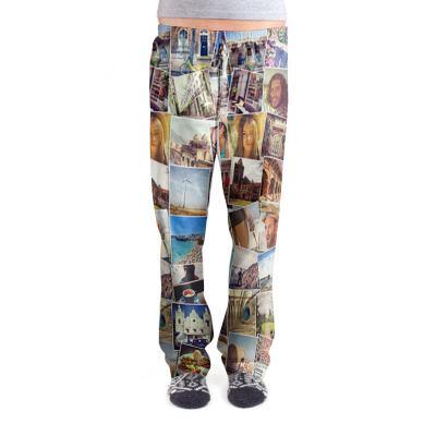 dames pyjama broek