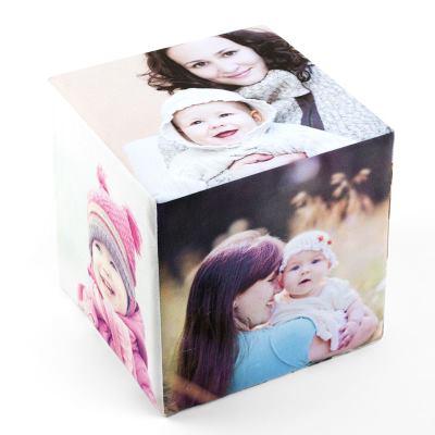 cubo para bebé de fotos