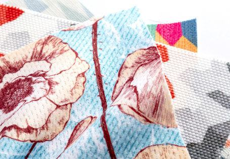 Print on fabrics