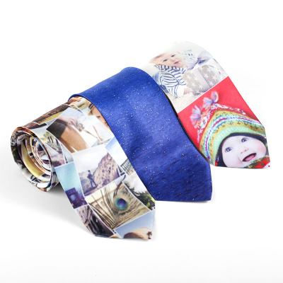 Men's Tie with Photos