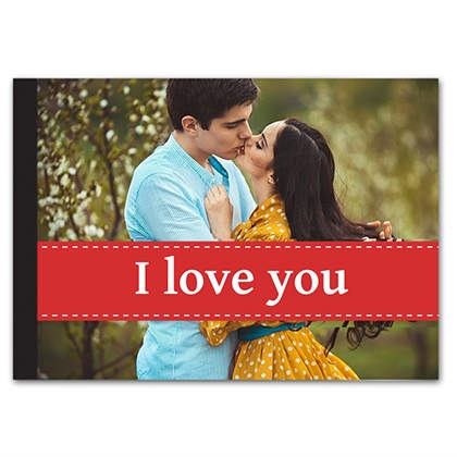 I love you photo book