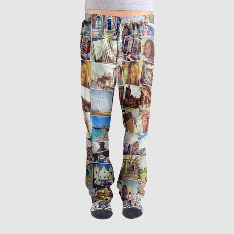 Personalized Photo Pajamas For Ladies  03b1d6df6