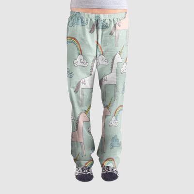 オリジナルパジャマボトムス