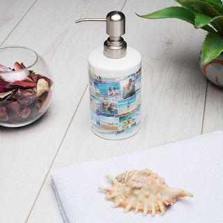 design your own montage soap dispenser