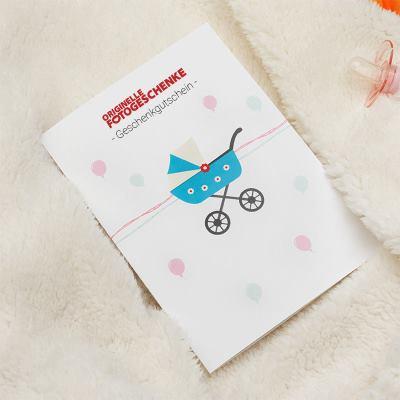 Geschenkgutschein für babies
