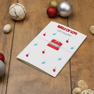 personalised gift vouchers