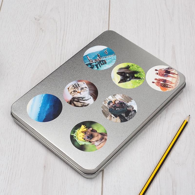 laptop aufkleber selbst gestalten foto aufkleber selber machen. Black Bedroom Furniture Sets. Home Design Ideas
