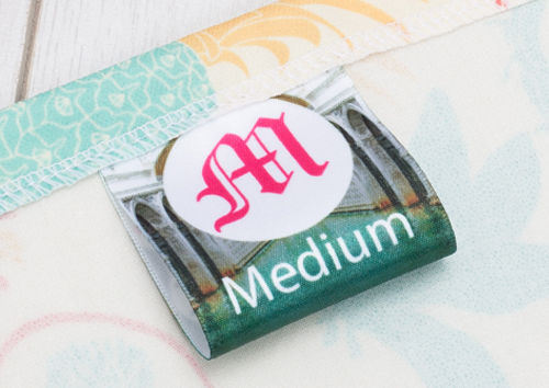 fabric labels and tags