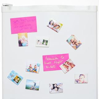 Magnet avec photos de famille