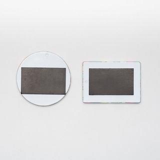 Fotomagnete in verschiedenen Formen