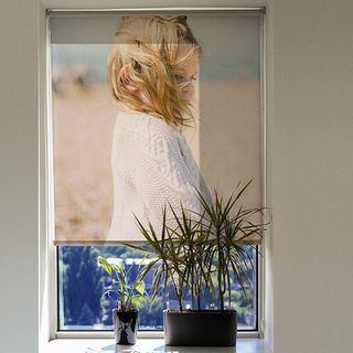 jalousie selber machen rollo selbst gestalten mit bild. Black Bedroom Furniture Sets. Home Design Ideas