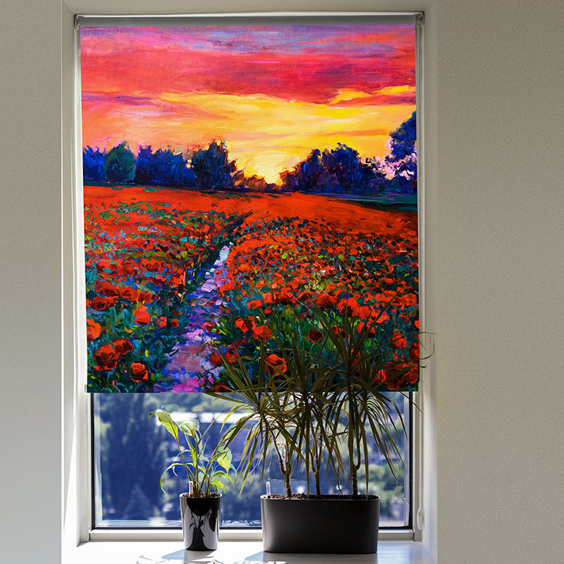 photo regarding Printable Window Shades known as Window Hues With Images. Personalized Photograph Blinds.