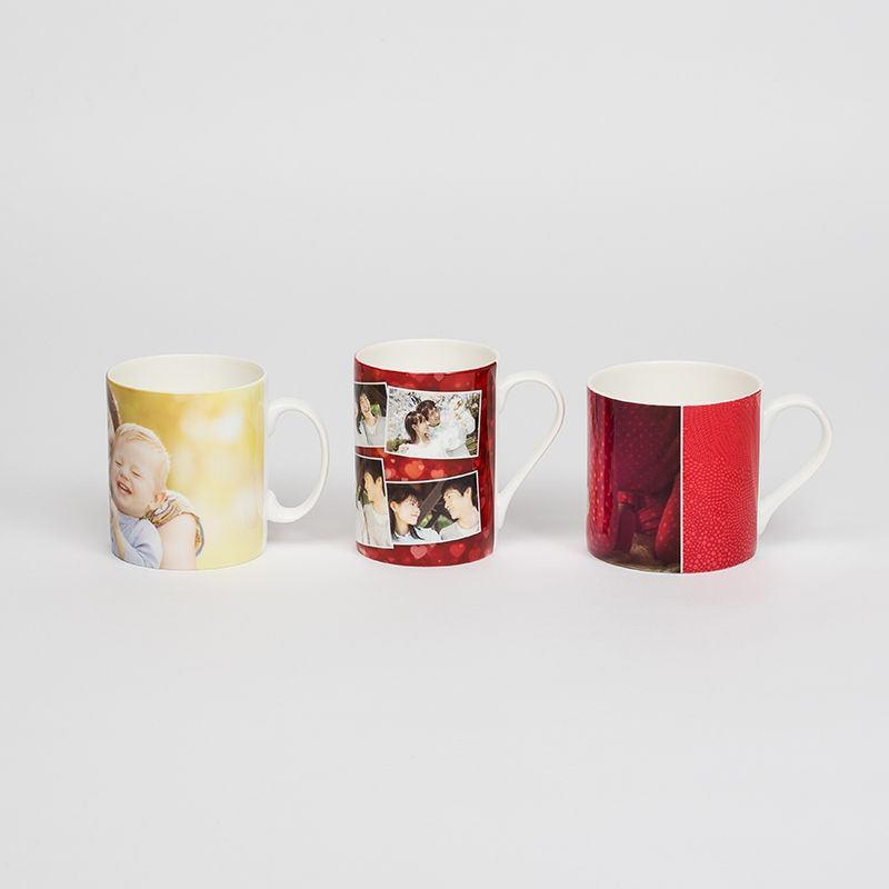 Personalised China Mugs Fine Bone China Mugs Personalised
