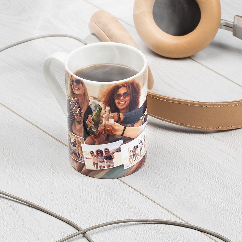 personalised bone china mugs custom photo mugs
