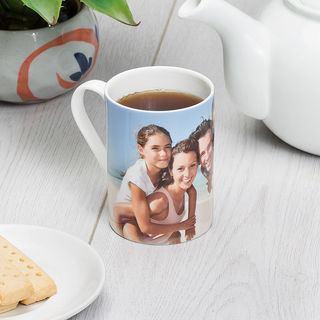 tazze con foto di famiglia