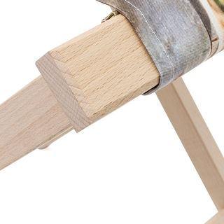 wooden bar folding chair