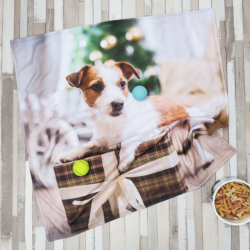 Pet Blankets For Cats Amp Dogs Personalised Dog Blanket