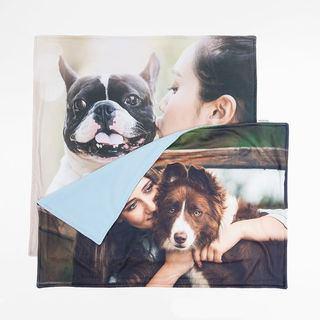 coperta per cani con foto
