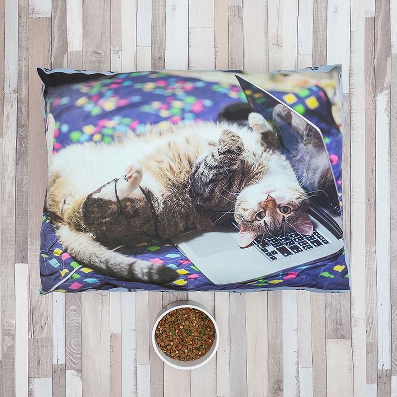 camas para perros personalizadas regalos para mascotas. Black Bedroom Furniture Sets. Home Design Ideas