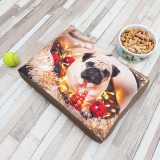 hundebett selber machen hundebett mit fotos bedrucken lassen. Black Bedroom Furniture Sets. Home Design Ideas