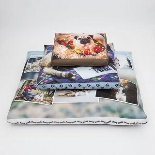 hundebett selber machen hundebett selbst gestalten. Black Bedroom Furniture Sets. Home Design Ideas