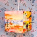custom lamp shades UK made