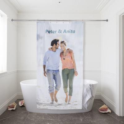 duschdraperi med eget tryck online