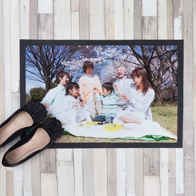 Fußmatte zur Hochzeit bedrucken
