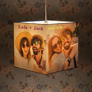 square lamp shade ceiling or table