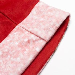 Details bonnet de Noël