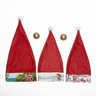 Tailles du bonnet de Père Noël personnalisable