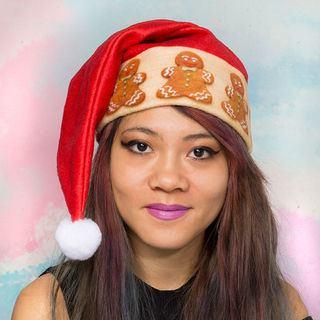 クリスマス サンタ帽