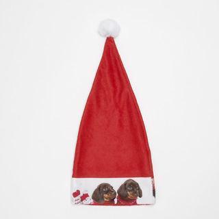 Bonnet de Noël original avec photo de chien