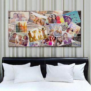 stampa fotografica su tela